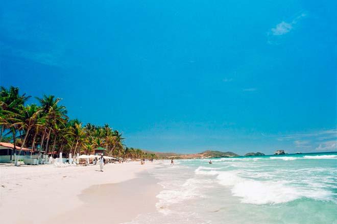 Playa Las Suecas – остров Контадора, Панама