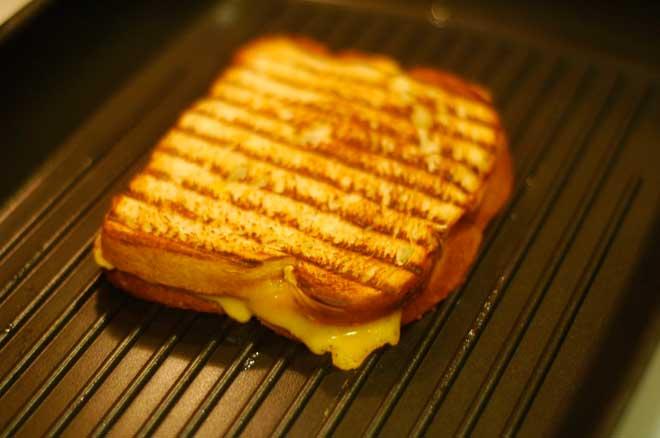 Сыр-гриль