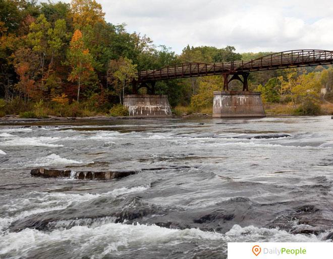 Национальный парк Ohiopyle, Пенсильвания