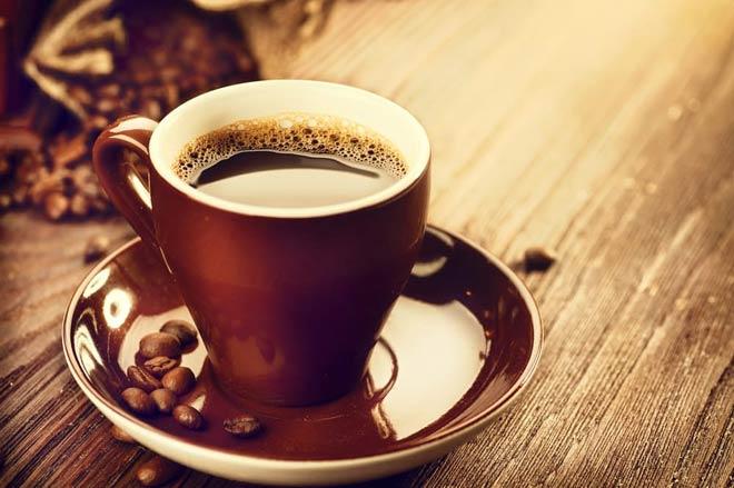 Кофеин обезвоживает вас