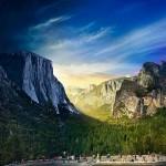 Чтобы создать это композитное изображение «день-ночь», фотограф Стивен Уилкс снял 1036 кадров в течение более 26 часов на склоне горы в национальном парке Йосемити.