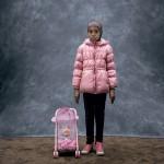 Исра Али Саалад переехала из Сомали в Швецию с матерью и двумя братьями.