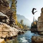 Стивен Донован, приехавший в Национальный парк Глейшер, чтобы отточить свои навыки в фотографии.