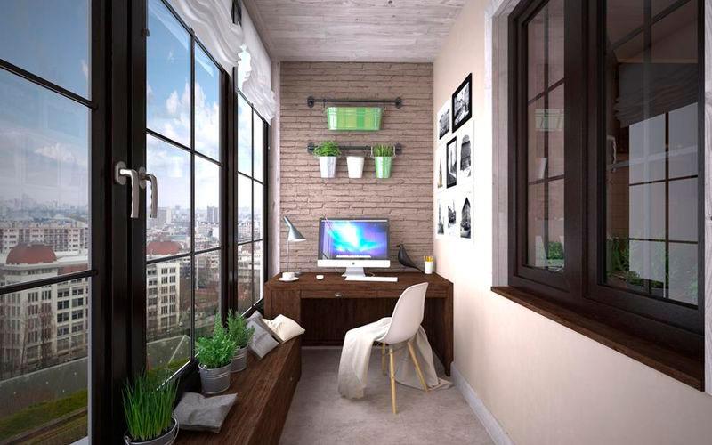 5 идей для трансформации балкона советы как переделать балко.